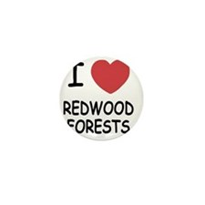 REDWOOD_FORESTS Mini Button
