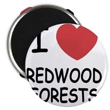REDWOOD_FORESTS Magnet