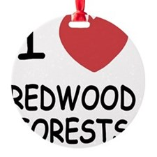 REDWOOD_FORESTS Ornament