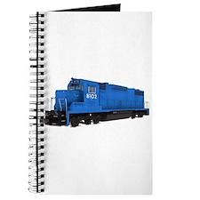 Blue Train Engine Journal