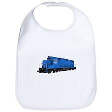 Blue Train Engine Bib