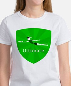 Ultimate Frisbee Women's T-Shirt