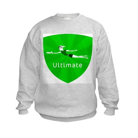 Ultimate Frisbee Kids Sweatshirt