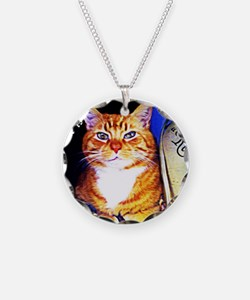 My Breed is Rescued Necklace