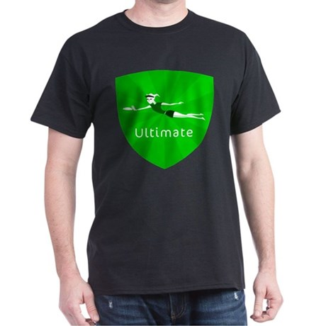 Ultimate Frisbee Dark T-Shirt