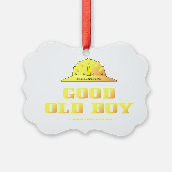 Good Old Boy A4 ZZCv using adj Te Ornament