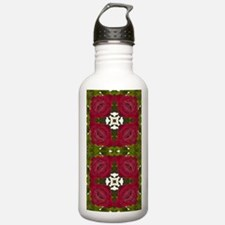 RedRoses_iTouch Water Bottle