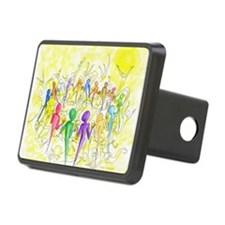 one breath20x24 Hitch Cover