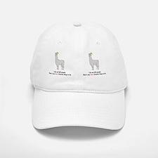 Llamas-D2-Mug Baseball Baseball Cap