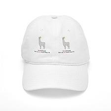 Llamas-D2-Mug Baseball Cap