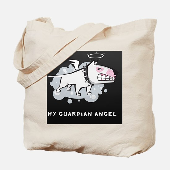angelblack2 Tote Bag