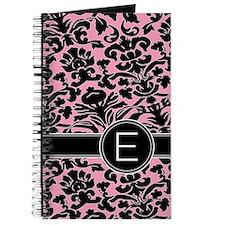 443_monogram_pink_E Journal