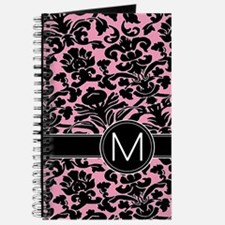 443_monogram_pink_M Journal