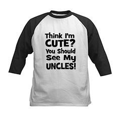 Think I'm Cute? UncleS (Plura Tee