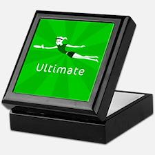 Ultimate Frisbee Keepsake Box