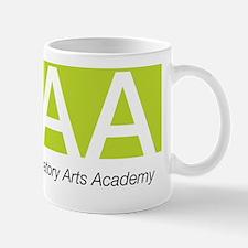 SCAAlogo.v2.green Mug