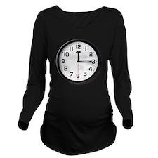 hammertime Long Sleeve Maternity T-Shirt