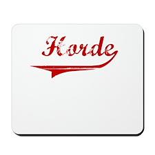 Team Horde Mousepad