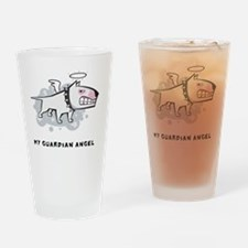 angel2 Drinking Glass