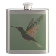 MOM. The greatest gift of all INSIDECard Flask