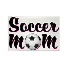 soccer_mom Rectangle Magnet