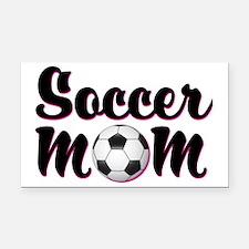 soccer_mom Rectangle Car Magnet