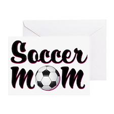soccer_mom Greeting Card