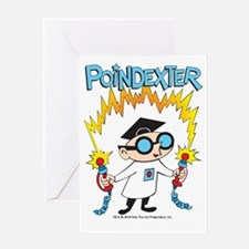 poindexter-electric Greeting Card