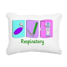 Jody Respiratory 2 Rectangular Canvas Pillow