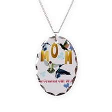 MOM The Greatest Gift Of All T Necklace