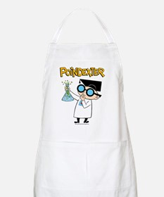 poindexter-test tube Apron