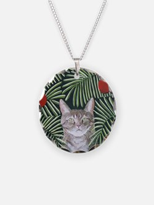 RousseauDreamCat8x10 Necklace
