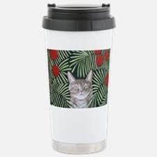 RousseauDreamCat8x10 Stainless Steel Travel Mug