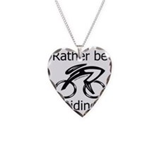 Rather_be_riding Necklace