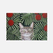 RousseauDreamCat8x10 Rectangle Magnet