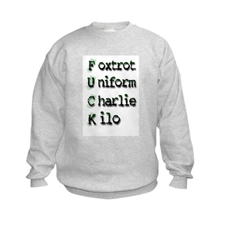 foxtrot Kids Sweatshirt