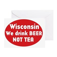 Wisconsin 3 Greeting Card