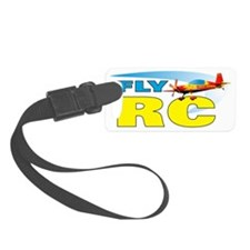 FLYRCplane Luggage Tag