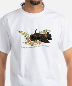 Scottish Terriers run like th Shirt