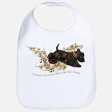 Scottish Terriers run like th Bib