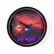 Observatory tp Wall Clock