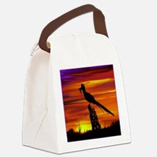 Roadrunner tp Canvas Lunch Bag