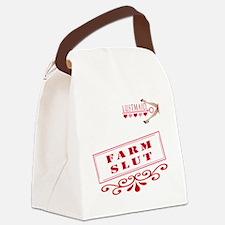 FARM--SLUT Canvas Lunch Bag
