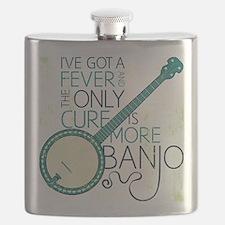 Banjo_White Flask