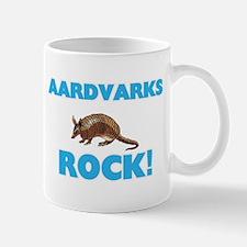 Aardvarks rock! Mugs