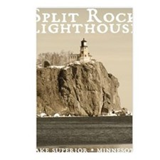 Split Rock Lighthouse Sta Postcards (Package of 8)