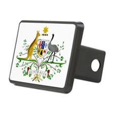 Australia Coat of Arms Hitch Cover