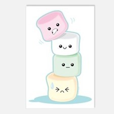 stackedmarshmallows Postcards (Package of 8)