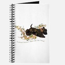 Scottish Terriers run like th Journal