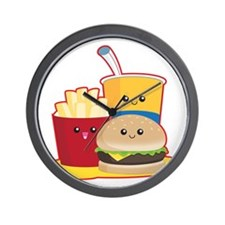 fastfood Wall Clock